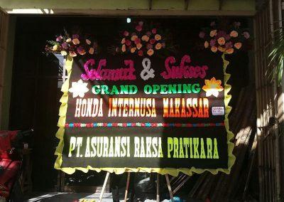 Alicia Florist Pusat Karangan Bunga di Makassar (2)