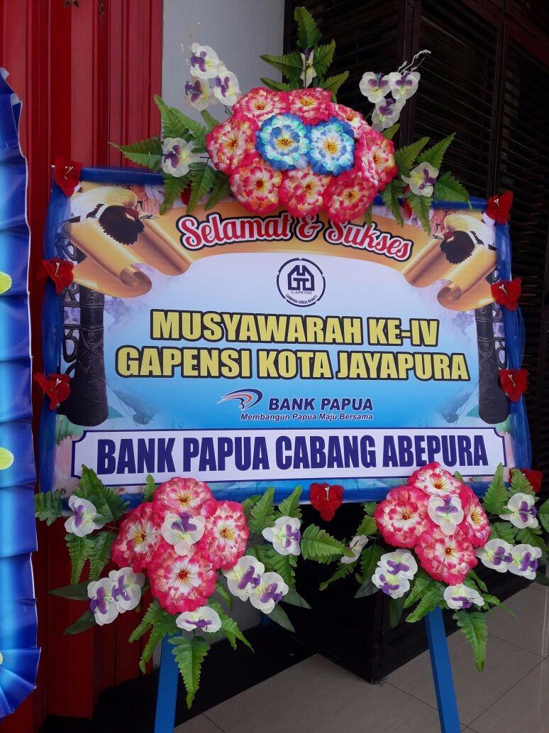 Ucapan Selamat Gapensi Kota Jayapura